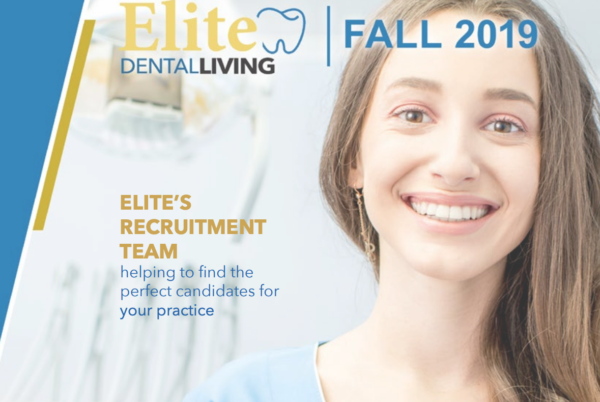 A cover of the fall 2019 newsletter.